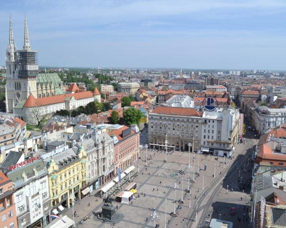 Zagreb - izvor: Pixabay by slavenstrgar