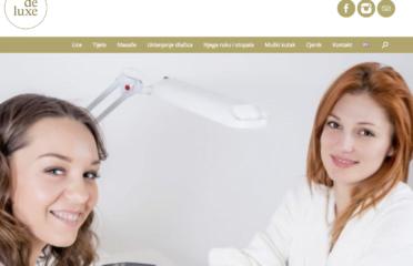 DE LUXE kozmetički salon