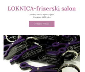 LOKNICA-hairdresser