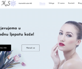 Kozmetički salon MS