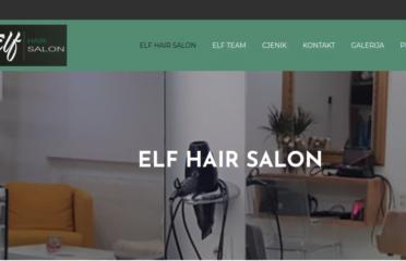 ELF Hair Salon, frizerski salon
