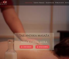 Thai Harmony – Centar Tajlandske Masaže