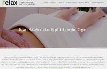 Relax – masažni centar