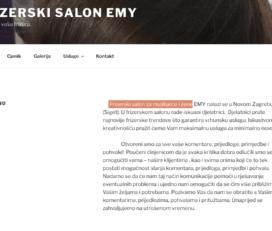Hairdresser Emy