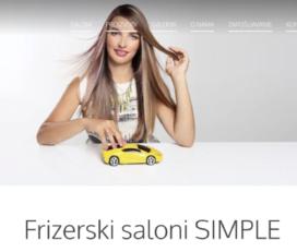 Simple Hair Salon – Spot Shopping Mall