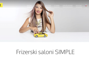 Simple Hair Salon – Zapadni Trgovački Centar