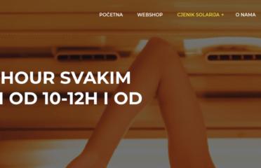 Solarij Suncokret Slovenska