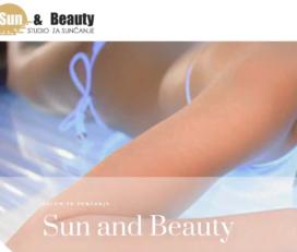 Sun&Beauty Solarij, studio za sunčanje