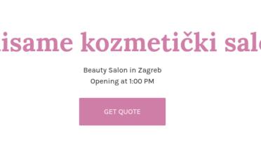 Lanisame kozmetički salon