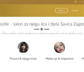 Noelle beauty salon