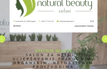 NATURAL BEAUTY SALON