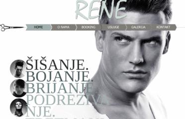 RENE hairdresser