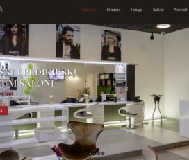 Frizerski salon Alba Rosa –  KBC Split