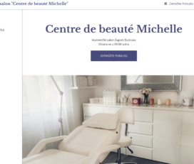 "Kozmetički salon ""Centre de beauté Michelle"""
